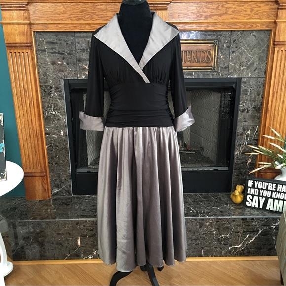 d9287ab270e0 Jessica Howard Dresses   Skirts - Jessica Howard Portrait Collar Party Dress