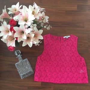 Gorgeous Flower Lace Top 🌺