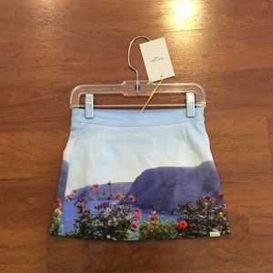 Paul Smith Junior Skirt