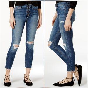 Joe's Jeans Charlie High Rise Button Fly Maita