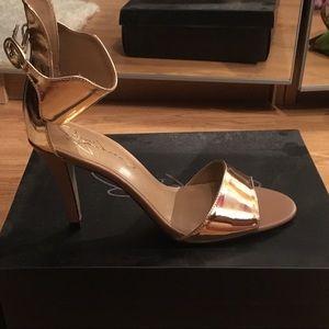 Report Signature Shoes - New Report Signature Glimmer Bronze sandal