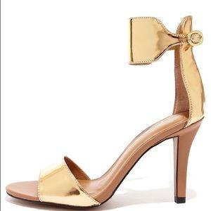 New Report Signature Glimmer Bronze sandal