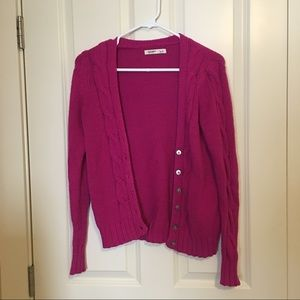 Old Navy Pink Cardigan
