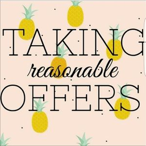 Other - 🍍 Reasonable offers always welcome 🍍