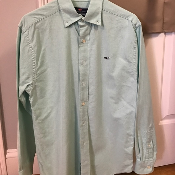 55 Off Vineyard Vines Other Nwot Seafoam Green Classic
