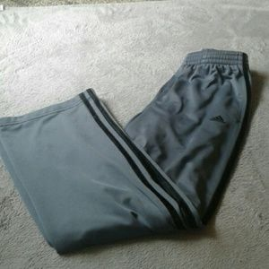 Adidas men's size xl track pants