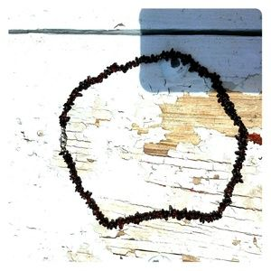 Jewelry - GARNET CLUSTER NECKLACE
