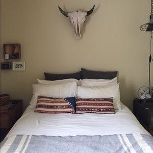 Other - Handmade lumbar pillows x2