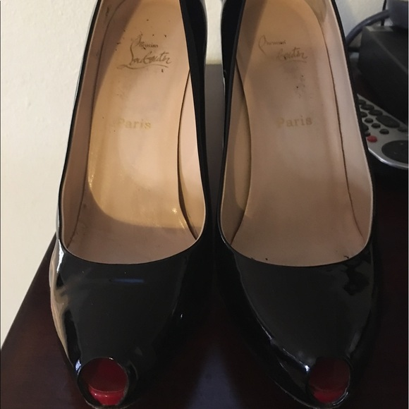 59 off christian louboutin shoes authentic christian