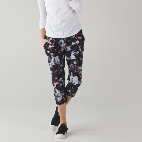 lululemon athletica Pants - Lululemon Tranquil Crop Om Pant 2
