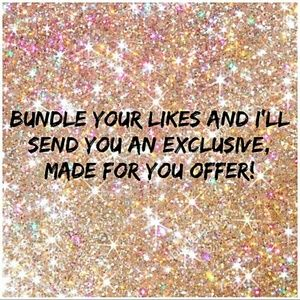 Other - Bundle your likes now❣