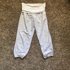 Lululemon harem lounge pants