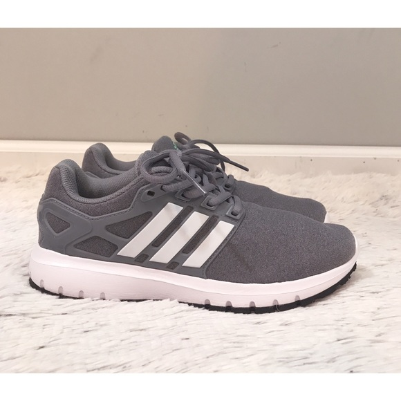 brand new e8171 490fc Adidas Energy Cloud Ortholite Running Shoes Grey
