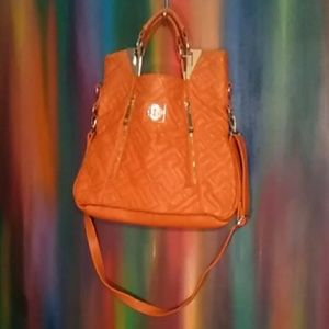 Handbags - Foldover Crossbody/Handbag