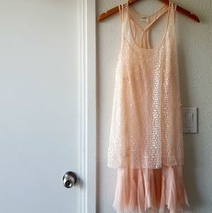 free people • sequin dress