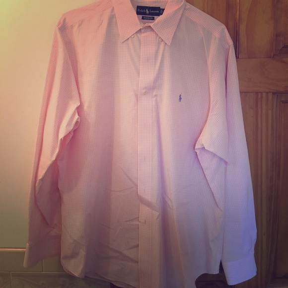 75 Off Polo By Ralph Lauren Other Mens Light Pink Ralph