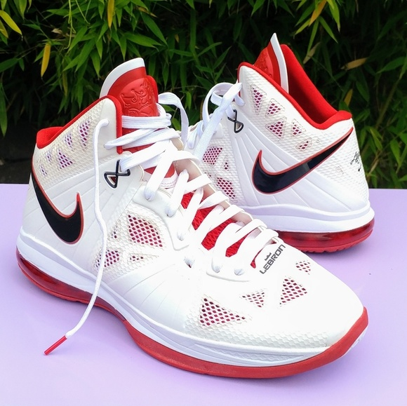 new styles aae71 bf723 Nike Air Max Zoom Mr LeBron James 828 Shoes, SZ 12.  M 5957fdf53c6f9f7eb501774a