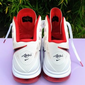 Nike Air Max Zoom Mr LeBron James 828 Shoes, SZ 12