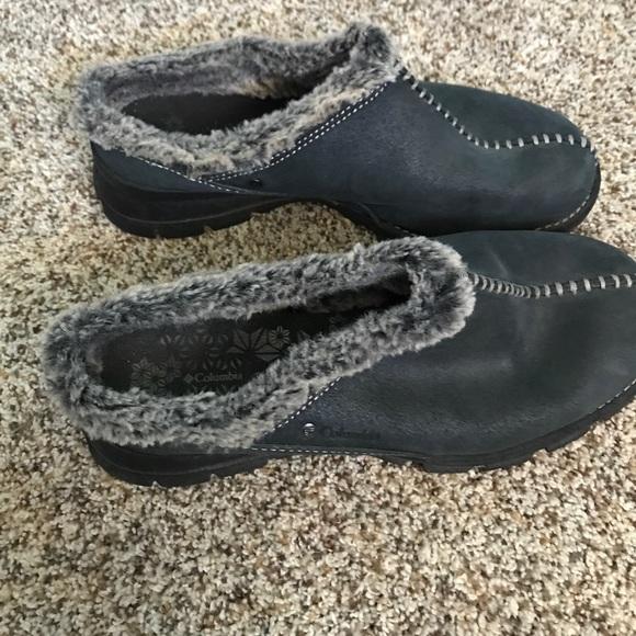 97f7491dd277 Columbia Shoes - Columbia slipper shoes.