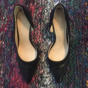 Make an offer! Black pointy toe heels