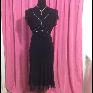 Hi Studio Black Dress