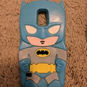 Accessories - Batman - Sillicon Phone Case