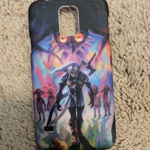 Accessories - Legend of Zelda - Majora's Mask Phone Case