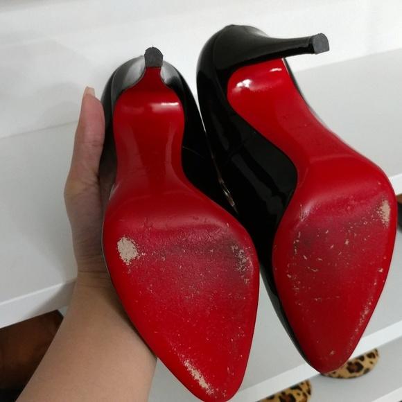 Christian Louboutin Shoes - Christian Louboutin 868 Decollete Pump 100mm