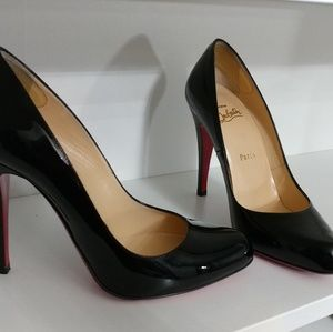 Christian Louboutin Shoes - Christian Louboutin 868 Decollete Pump 100mm