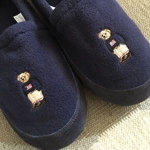 59a28ff75712 ralph lauren mens bedroom slippers ralph lauren polo socks