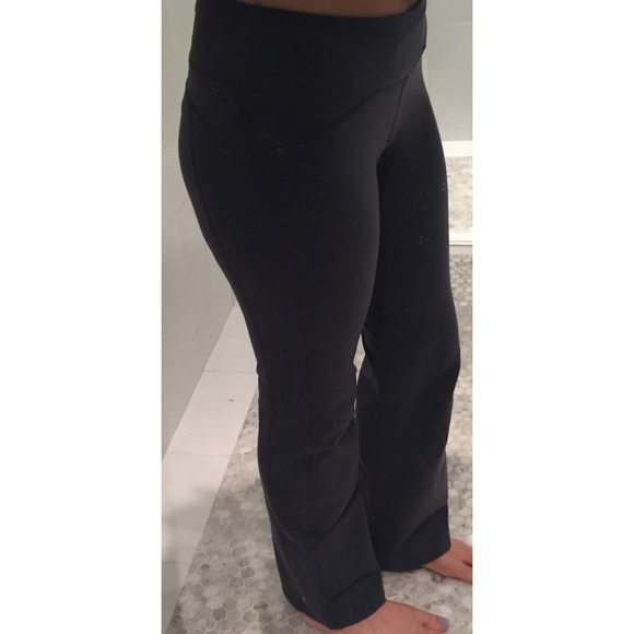 Lucy Pink And Gray Wide Leg Yoga