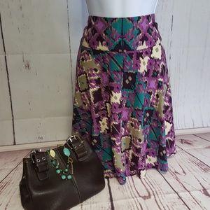 H & M Circle Skirt
