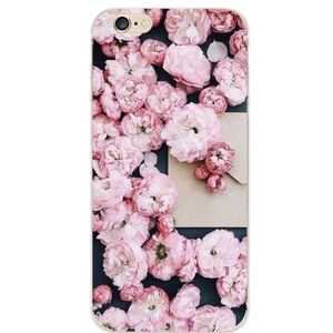 Accessories - IPHONE 7 PLUS PEONY FLOWERS GORGEOUS CASE 💗