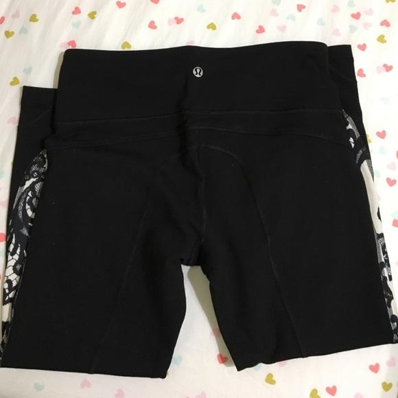 49% off lululemon athletica Pants - {lululemon} black and ...