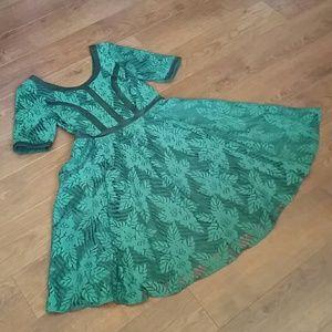 eShakti lace dress