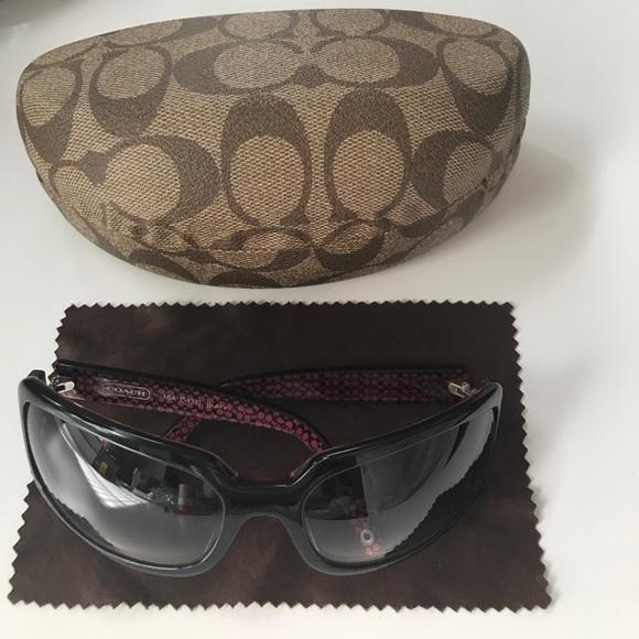 16c940acf46e Coach Accessories | Susanheckert Mia S433 Sunglasses | Poshmark