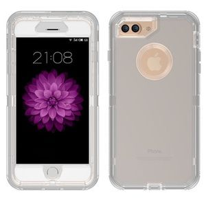 Accessories - Shockproof Hard Case Cover for iPhone 7 Plus 6 6S