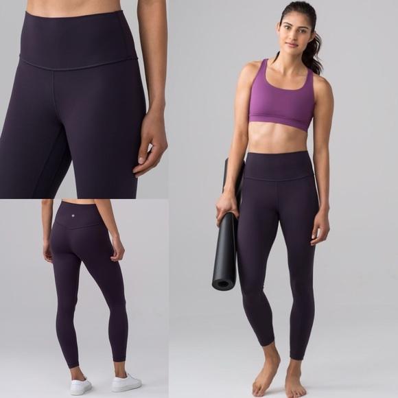 9bf27dec6edb2 lululemon athletica Pants | Nwt Lululemon Align Pant 78 Length ...