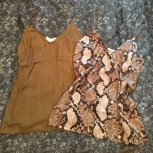 NWT H&M Blouse green only