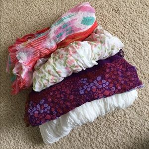 Accessories - Scarf Bundle
