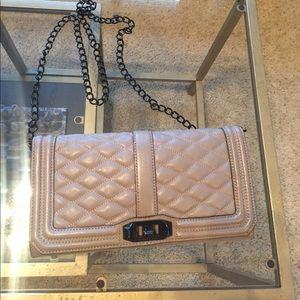 Rebecca Minkoff Love Crossbody bag.