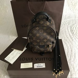 Louis Vuitton Bags - 💠LOUIS VUITTON💠 Palm Springs MNG Backpack Mini 8c8ae273883d8