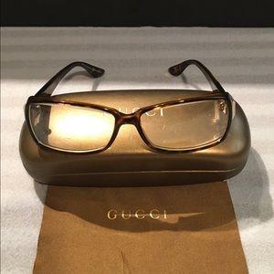 Authentic Gucci Eyeglass Frames