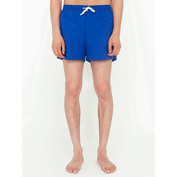 52bea0d43f American Apparel Other - American Apparel Resort Swimming Trunks