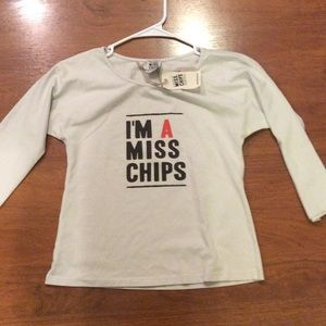 Miss Chips Top