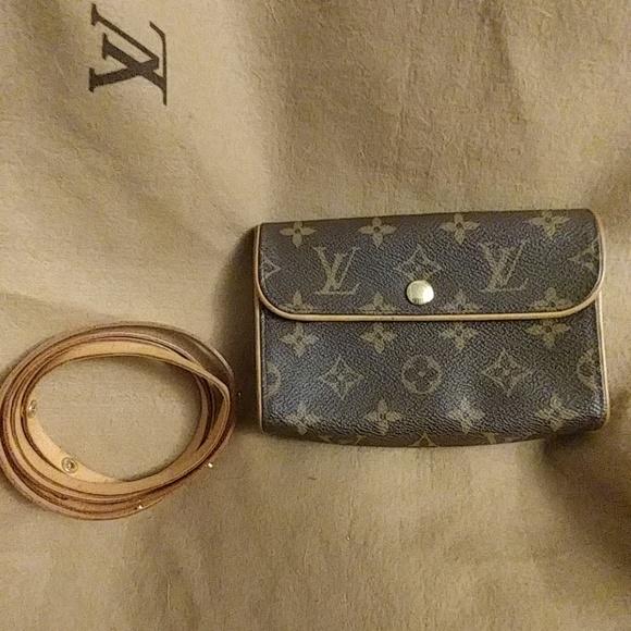 ad951a39c8f7 Louis Vuitton Handbags - Florentine Pochette Waist Bag Fanny Pack w Strap