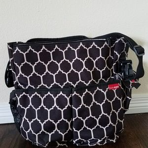 EUC Skip Hop Diaper Bag!