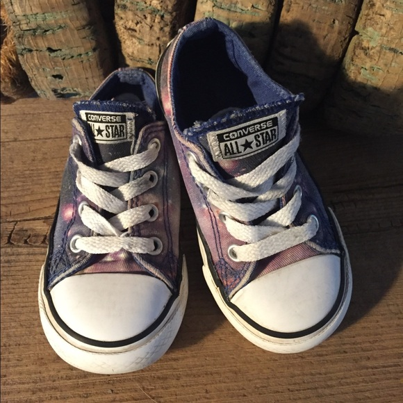 63853ab1d04a Converse Other - Converse Cosmic Design Infant Sneakers