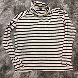 J. Crew Striped Sweater Size Small