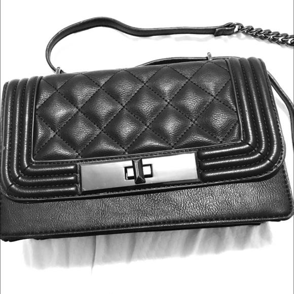 cd903dee028 Aldo Handbags - Aldo Derogali Black Handbag